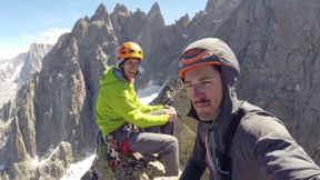 Marmot - ALPS FEELS - Alpine Climbing in Europe