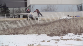 Burton Presents 2016 - Ethan Deiss and Zak Hale