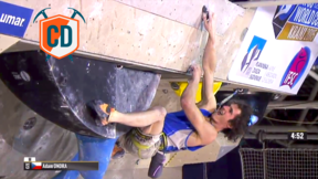 Ondra And Markovič Win In Kranj To Become Overall World Cup Winners 2015 | Climbing Daily, Ep. 607