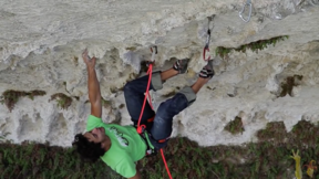 Beal - Kévin Aglaé in Trip Tik Tonik, 9a with his Joker UNICORE