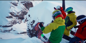 Volkl - The Big Mountain Tour - La Grave - EP. 1
