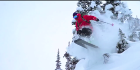 The Big Mountain Tour- Sunrise Lodge, Canada. Ep. 3.