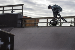 Erik Orgo Shreds His Home Skatepark