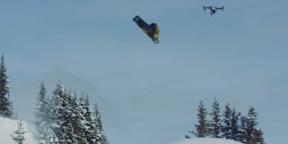 Burton - Burton Presents 2016 – Mark McMorris (snowboarding)