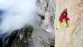 Edu Marin Takes Down Spain's Hardest Multi-Pitch With His Dad