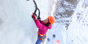 Petzl - Ice climbing - The SITTA project outtakes