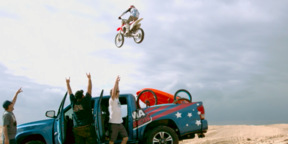 Nitro Circus - Day in the Dunes