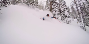 Jackson Hole - Storm Skiing in Jackson Hole