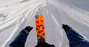 Black Crows - Flo Bastien I 2015 seasonal POV