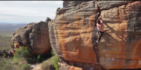 adidas Outdoor - Killswitch | Carlo Traversi - Pinotage V10 - Rocklands, South Africa