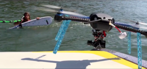 3D Robotics - Malibu Boats at Surf Gate First Hand