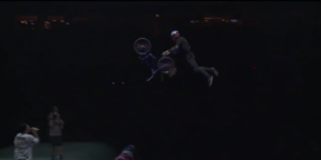 Nitro Circus - World First Nothing Front Bike Flip - R Willy
