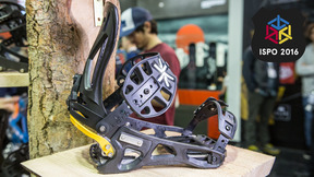 Karakoram Prime Connect Review | Best New Snowboard Bindings ISPO 2016