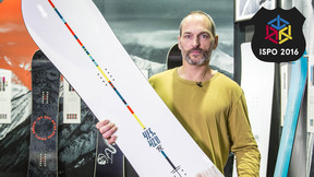 Yes Powderhull 420 Review | Best New Snowboards ISPO 2016