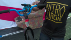 Nitro Circus - World's First Tricycle Double Backflip No Hander - Gavin Godfrey