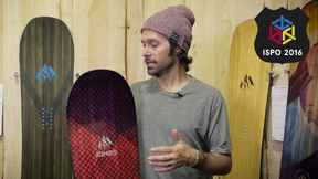 Jones Airheart | Best New Snowboards ISPO 2016