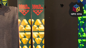 Black Crows Captis | Best New Skis ISPO 2016
