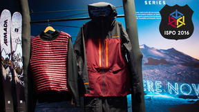 Armada Men's Vector Series Outerwear | Best New Outerwear ISPO 2016