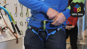 Climbing Technology TAMI | Best New Climbing Harnesses ISPO 2016