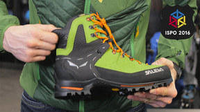Salewa Vulture GTX | Best New Footwear ISPO 2016