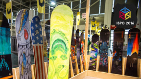 Lib Tech World's Greenest Board Review | Best New Snowboards ISPO 2016