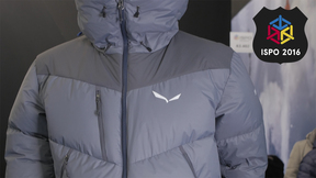 Salewa ORTLES Heavy Down | Best New Outerwear ISPO 2016