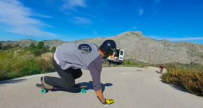 DJI - Go Longboard with Alex Dehmel