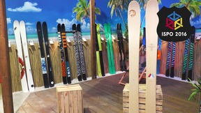 Line Pescado | Best New Skis ISPO 2016