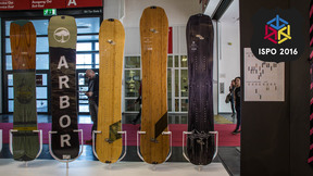 Arbor Splitboard Range | Best New Splitboards ISPO 2016