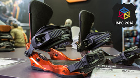 Union Travis Rice Pro | Best New Snowboard Bindings ISPO 2016