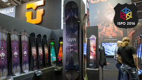 Capita Warpspeed | Best New Snowboards ISPO 2016