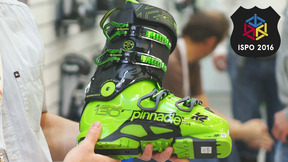 K2 Pinnacle Pro | Best New Ski Boots ISPO 2016