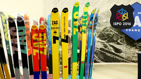 ZAG Slap 112 Lady | Best New Skis ISPO 2016