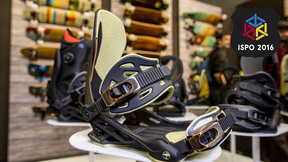 Arbor Bindings Range | Best New Snowboard Bindings ISPO 2016