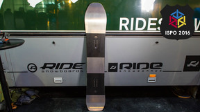 Ride Timeless | Best New Snowboards ISPO 2016