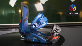 Ride LTD | Best New Snowboard Bindings ISPO 2016