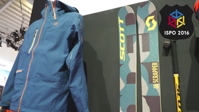 Scott Scrapper 115 | Bes New Skis ISPO 2016