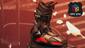 Dahu Monsieur Ed | Best New Ski Boots ISPO 2016