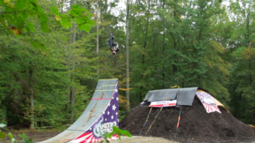 Nitro Circus - World's First BMX Triple Frontflip - Ryan Williams
