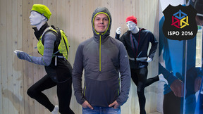 The Icebreaker Ellipse LS Zip | Best New Baselayers ISPO 2016
