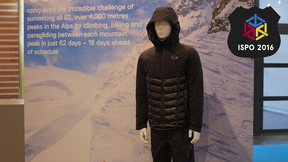 Mountain Hardwear La Supercharger Hooded Insulated Jacket | Best New Outerwear ISPO 2016