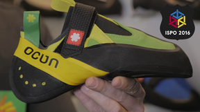 Ocun Oxi | Best New Climbing Shoes ISPO 2016