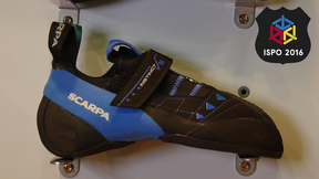 Scarpa Instinct VSR | Best New Climbing Shoes ISPO 2016