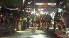 Ultra Trail World Tour - Tarawera Highlights 2016