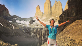 Hiking In Breathtaking Patagonia - Next Stop Latin America Ep.3
