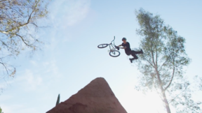 Nitro Circus - Backyard BMX with Legend Stephen Murray