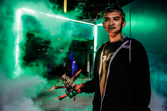 Drone Racing League - What is the Drone Racing League?