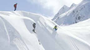Kick the Vik - Eco Freeride Tour Stop 2016 Andermatt Sedrun