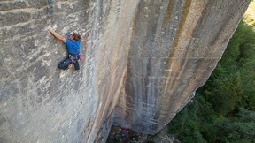 Discovering New Crags In The South Of France With Yuji Hirayama And James Pearson