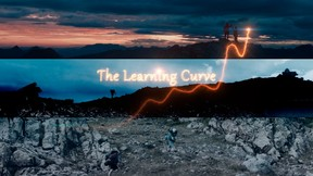 The Learning Curve | Lighter, Earlier, Stronger